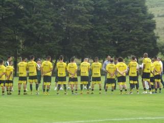 Caldense apresenta time para a temporada 2017