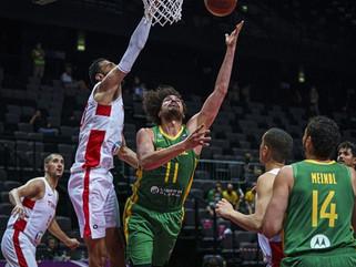 Brasil vence Tunísia em estreia no pré-olímpico de basquete masculino