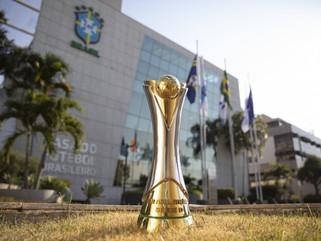 CBF divulga tabela do Campeonato Brasileiro Série D 2021