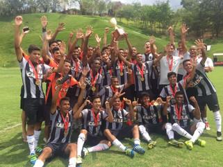 Atlético MG conquista o título de Campeão Mineiro Sub-17