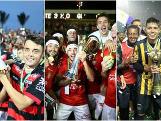 Clubes que alcançaram o acesso em 2016 no futebol brasileiro
