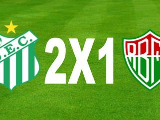 Uberlândia 2 x 1 Rio Branco-VN - Mineiros vencem confronto direto e ampliam vantagem no G4