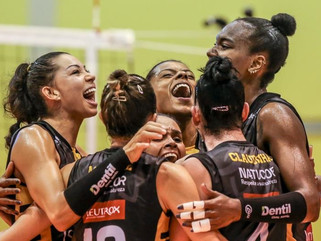 Dentil/Praia Clube vence Osasco São Cristóvão Saúde e está na final da Superliga