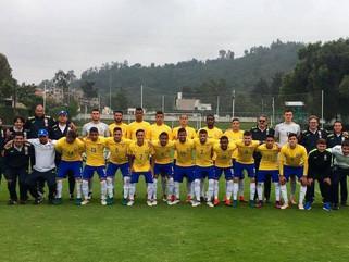 Seleção Brasileira Sub-20 encerra preparação antes de convocação