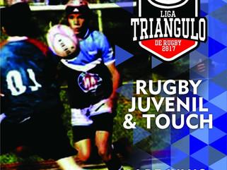 Está chegando a II Etapa da Liga Triângulo de Rugby Juvenil e Touch