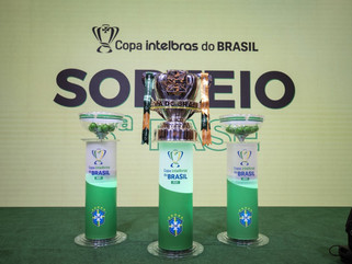 Sorteio define jogos da Terceira Fase da Copa do Brasil 2021