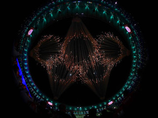 Rio dá show na abertura dos Jogos Olímpicos e boas-vindas ao mundo com ritmos, cores e muita alegria