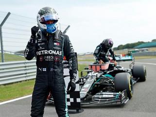 Bottas supera Hamilton nos primeiros treinos livres do GP da Bélgica