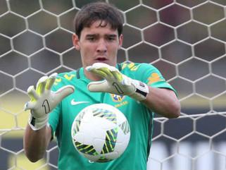 Uilson goleiro do Atlético MG será titular da Seleção em amistoso contra o Japão