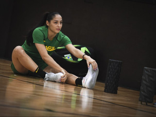 Seleção brasileira feminina de basquete tem 37 sessões de treino programadas até estreia no Pré-Olím