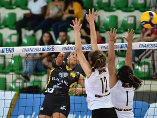 Dentil/Praia Clube vence San Martin por 3 a 0