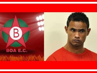 Goleiro Bruno está perto de assinar com o Boa Esporte