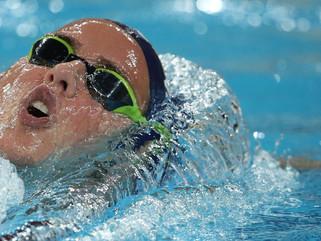 Olimpíadas: nadadora Viviane Jungblut supera covid-19 e vai aos Jogos Olímpicos de Tóquio