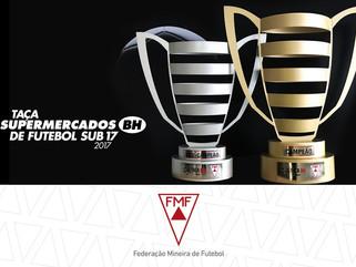 Flamengo e São Paulo buscam o tetra da Taça BH