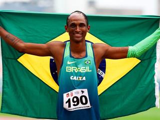 Atletismo: delegação brasileira em Tóquio será a 2ª maior na história