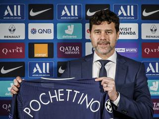PSG oficializa contratação do técnico argentino Mauricio Pochettino