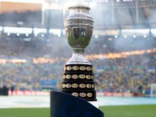 Copa América 2021 será disputada no Brasil