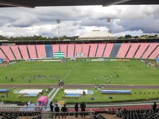 Uberlândia e Cruzeiro empatam na estreia do Mineiro