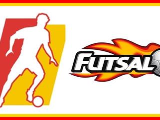 Pontuação final da Liga de Futsal 2016