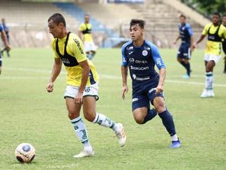 Caldense vence São Bento no primeiro jogo-treino da temporada