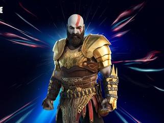 Fortnite: skin de Kratos é oficialmente anunciada; confira o trailer