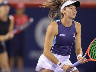 Luisa Stefani vence torneio feminino de duplas do WTA 1000 em Montreal