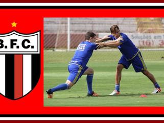 Botafogo-SP faz jogo-treino com Uberlândia