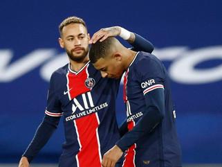 Neymar diz que quer ficar no PSG e espera que Mbappé permaneça