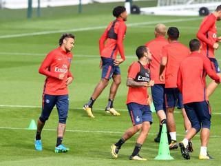 Neymar tem caminho livre para estreia no PSG