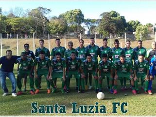 Santa Luzia faz grande campanha e está próximo do acesso a Divisão Especial