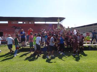 Luizote vence C&A Construtora Tabajara nos pênaltis e é Campeão da Copa Uberlândia