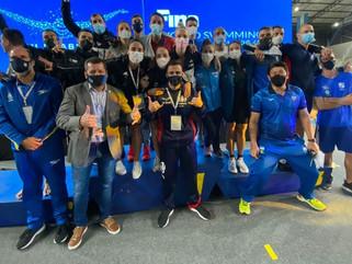 CBDA define seleção para Mundial de piscina curta de Abu Dhabi