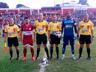 Mandantes vencem pelo Módulo II do Mineiro