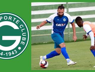 Goiás faz jogo-treino com Uberlândia em Goiânia