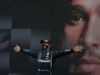 Futuro de Lewis Hamilton ganha importância ainda maior após recorde