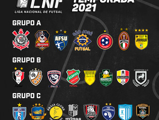 Clubes interessados em disputar a LNF veja o que fazer