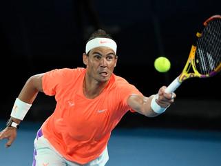 Rafael Nadal expressa cautela e põe em dúvida participação na Olimpíada