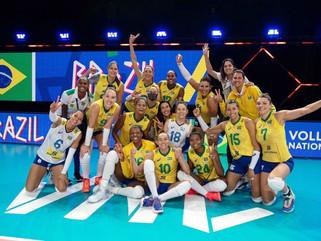 Brasil vence Coréia do Sul e está na semifinal