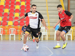 Quatro partidas movimentam rodada da Liga Nacional de Futsal 2021