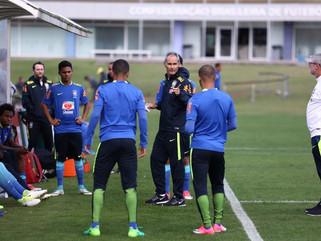 Seleção Brasileira Sub-20 embarca para o Torneio de Toulon