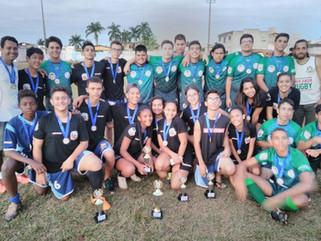 Sesi Rugby é campeão da II Etapa da Liga Triângulo de Rugby na categoria Touch