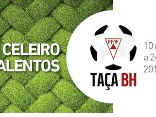 Taça BH Sub-17 - Chega às quartas de final