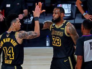 Los Angeles Lakers usarão camisa criada por Kobe Bryant em partida decisiva da NBA