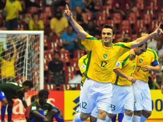 O Mundial de Futsal está chegando Confira os grupos e os confrontos do Brasil