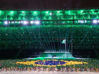 Show de cores, tecnologia e brasilidade: abertura dos Jogos Paralímpicos promove espetáculo criativo