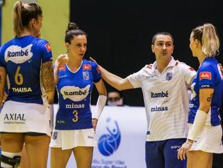 Itambé/Minas e São Caetano iniciam returno nesta terça-feira