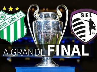 Neste próximo domingo Santa Luzia e Lagoinha fazem a grande final da Divisão de Acesso 2016