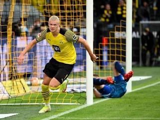 Técnico do Borussia Dortmund dá atualização preocupante sobre Haaland