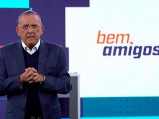 Galvão Bueno vai comandar abertura da Olimpíada de Tóquio na Globo