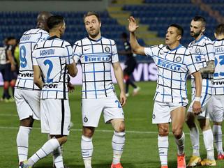 Inter de Milão leva o título italiano pela primeira vez em 11 anos